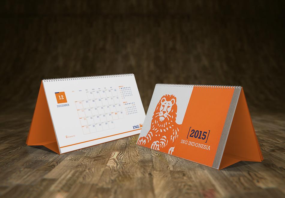 Design Printing Ing Desk Calendar 2017 With Metalize Cover Production Envelopes
